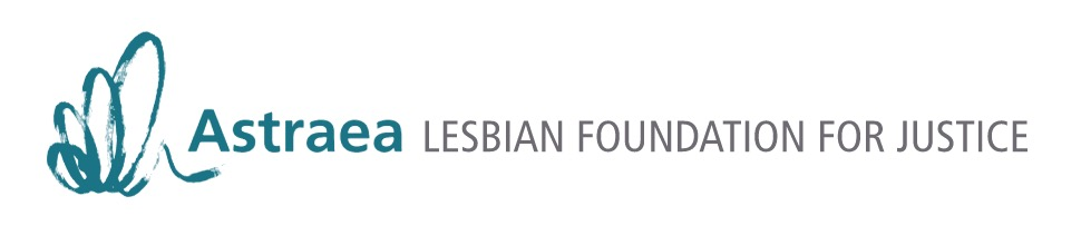 The Astraea Lesbian Foundation for Justice